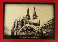 "Postkarte ""Köln"" 9"