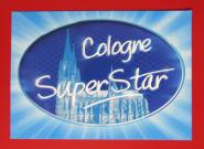 "Postkarte ""Cologne Superstar"""