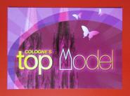 "Postkarte ""Cologne's Top Model"""