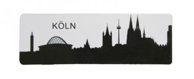 """Lesezeichen """"Skyline Köln"""""""