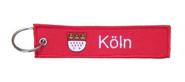"""Schlüsselanhänger """"Köln Wappen"""""""
